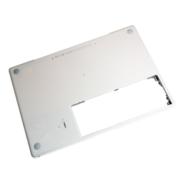 MacBook Lower Case / White / A-Stock