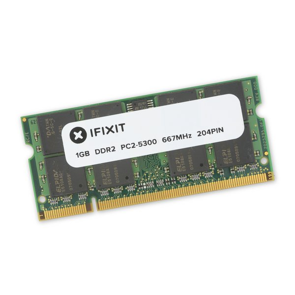 PC2-5300 1 GB RAM Chip