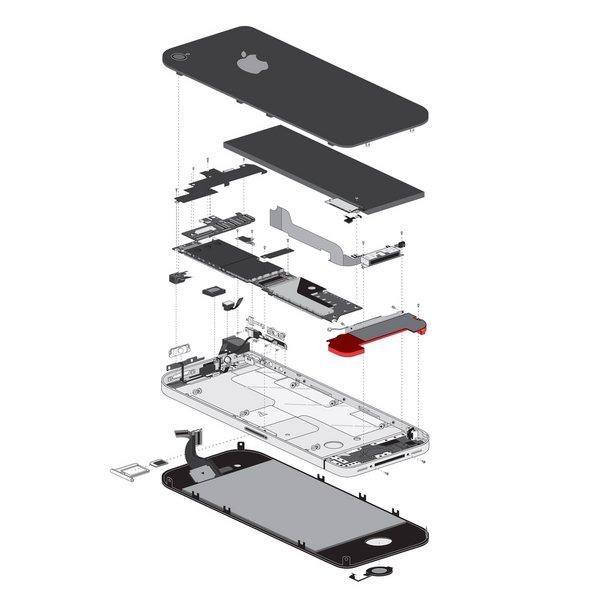 iPhone 4 and 4S Speaker Enclosure