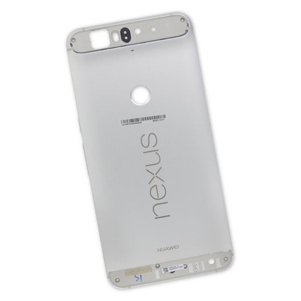 Nexus 6P Rear Case / Silver / A-Stock