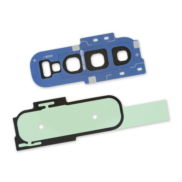 Galaxy S10 Rear Camera Bezel & Lens Cover / Blue