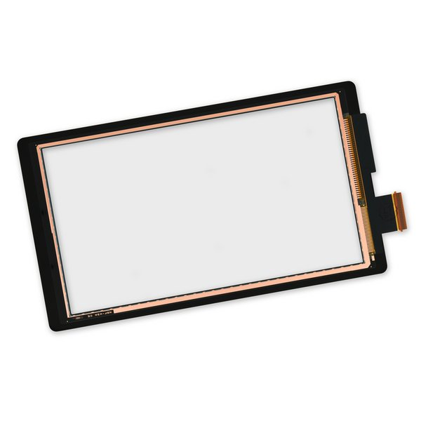 Nintendo Switch Lite Touch Screen Digitizer / New / Coral