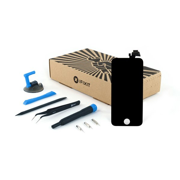 iPhone 6 Plus Screen / New / Fix Kit / Black