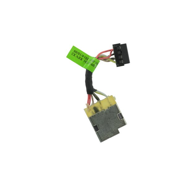 HP TouchSmart 15-F010DX Charging Port
