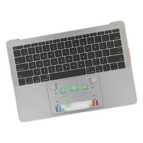 "MacBook Pro 13"" Retina (Function Keys, Late 2016-2017) Upper Case / New / Dark Gray"