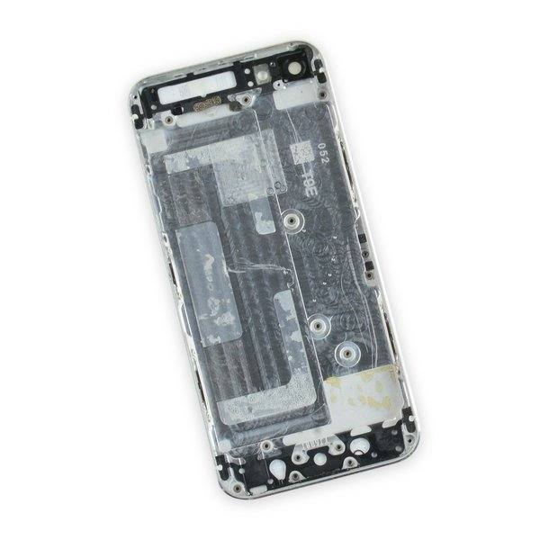 iPhone 5 Used OEM Rear Case / White / B-Stock