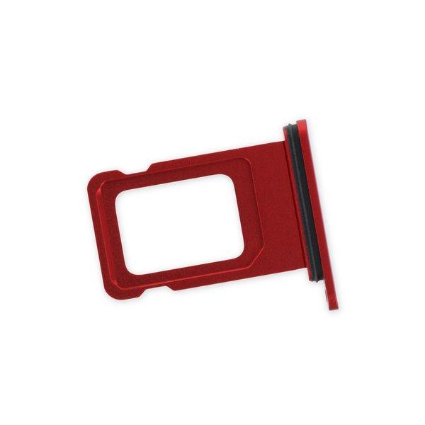 iPhone 11 Single SIM Card Tray / Red