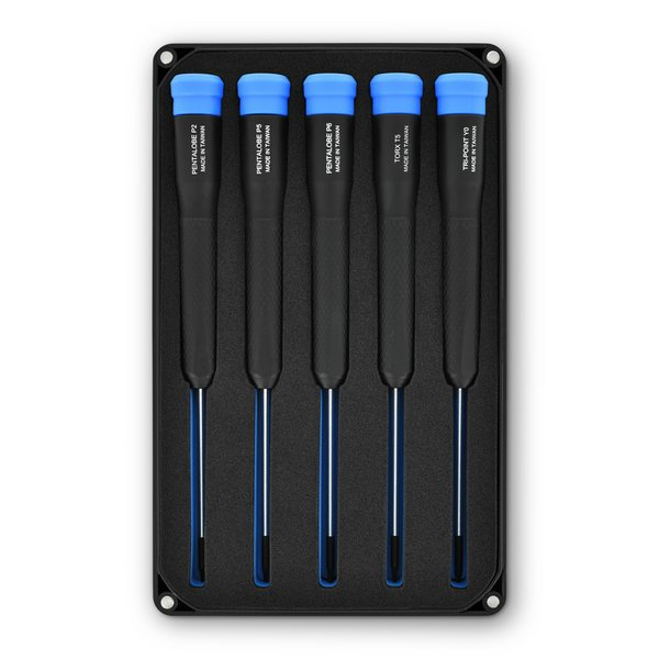 Marlin Screwdriver Set - 5 Specialty Precision Screwdrivers / iFixit - Made in Taiwan