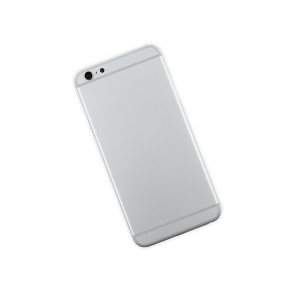 iPhone 6 Plus Blank Rear Case / Silver