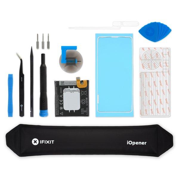 Google Pixel 2 Battery / New / Fix Kit v3 / driver + SIM Tool