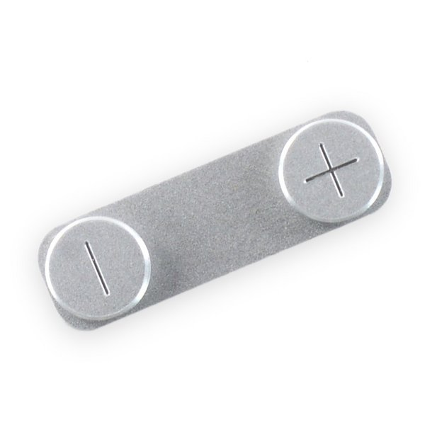 iPhone 5 Volume Buttons / White / New