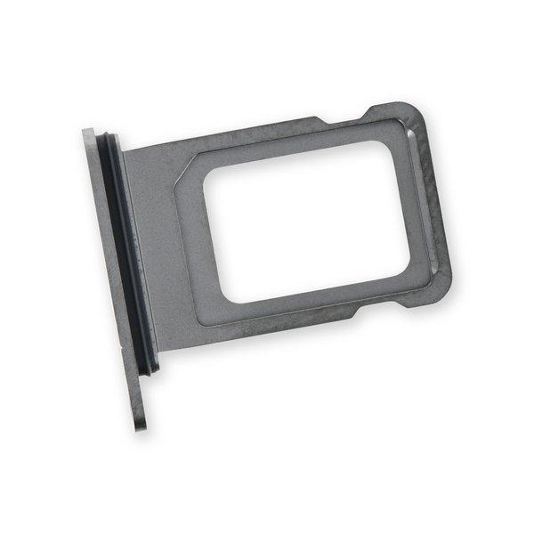 "iPhone 12 Pro Single SIM Card Tray / Dark Gray ""Graphite"""