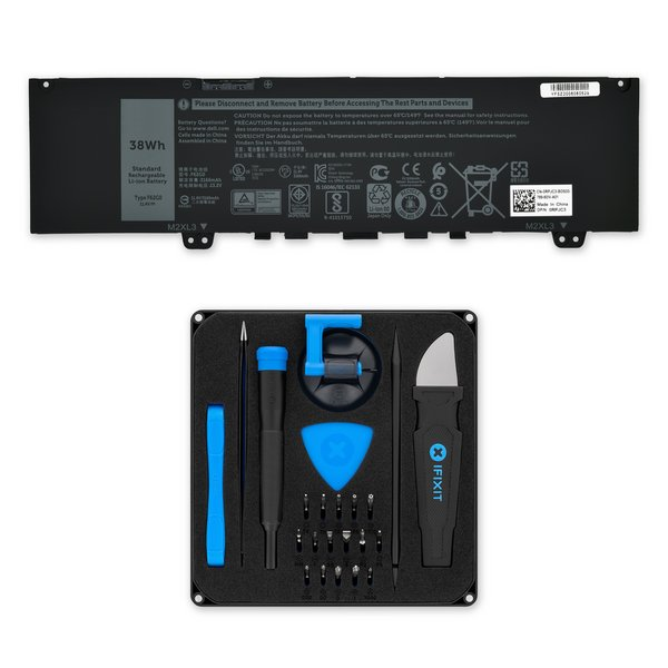 Dell Inspiron 13 5370, 7370, 7373, and 7380 Battery / Fix Kit