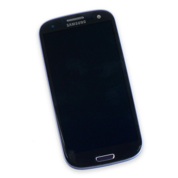 Galaxy S III (US Cellular) Screen / Blue / A-Stock