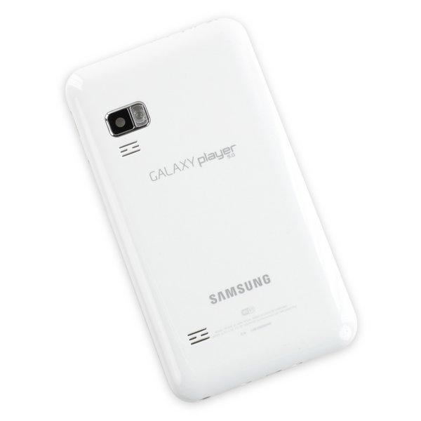 Galaxy Player 5.0 Rear Panel / White / B-Stock