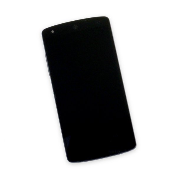 Nexus 5 Screen / Black / A-Stock