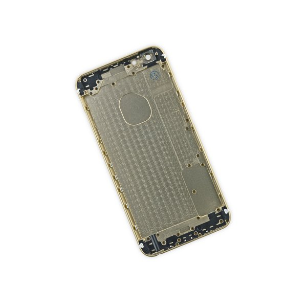 iPhone 6 Plus Blank Rear Case / Gold