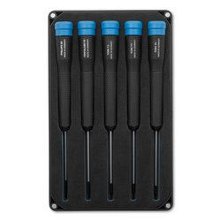 Marlin Screwdriver Set - 5 Precision Screwdrivers for Android / iFixit - Made in Germany