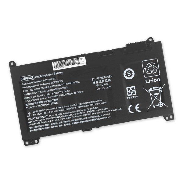 HP RR03XL Laptop Battery / Part Only