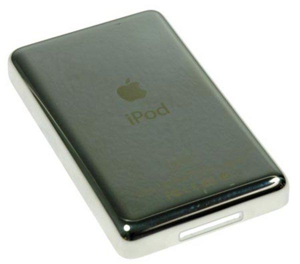 iPod Video 80 GB Rear Panel