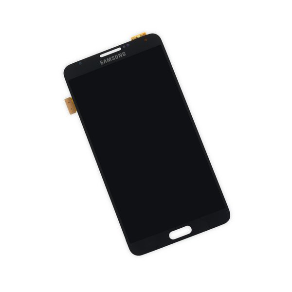 Galaxy Note 3 AMOLED and Digitizer / Black / Part Only
