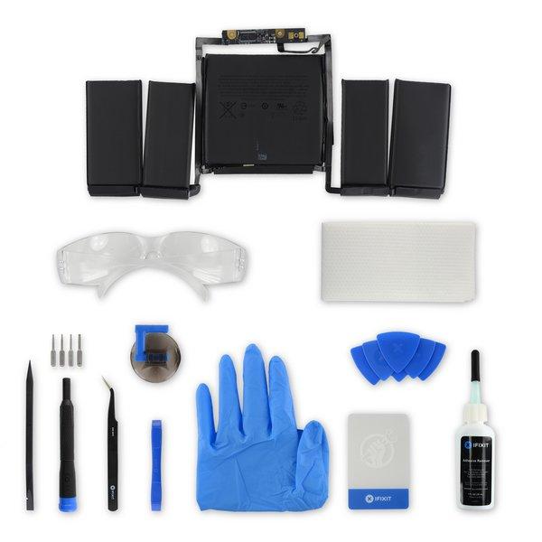 "MacBook Pro 13"" Retina (Touch Bar, Late 2016-2017) Battery / Fix Kit"