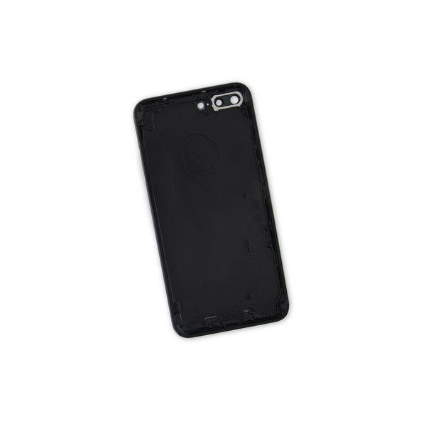 iPhone 7 Plus Blank Rear Case / Jet Black