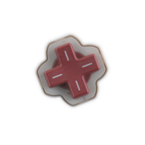 Nintendo 3DS XL (2015) D-Pad Button / Red
