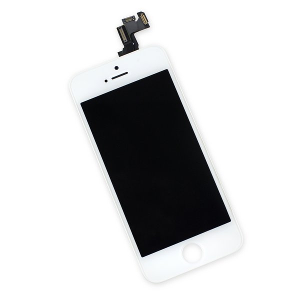 iPhone SE (1st Gen) Screen / Part Only / White