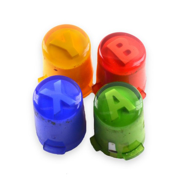 Xbox 360 Wireless Controller Action Button Covers