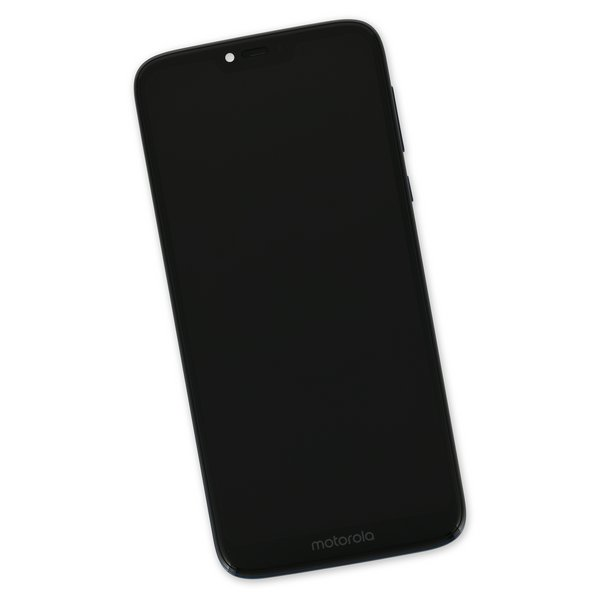 Moto G7 Power Screen / Blue / Part Only
