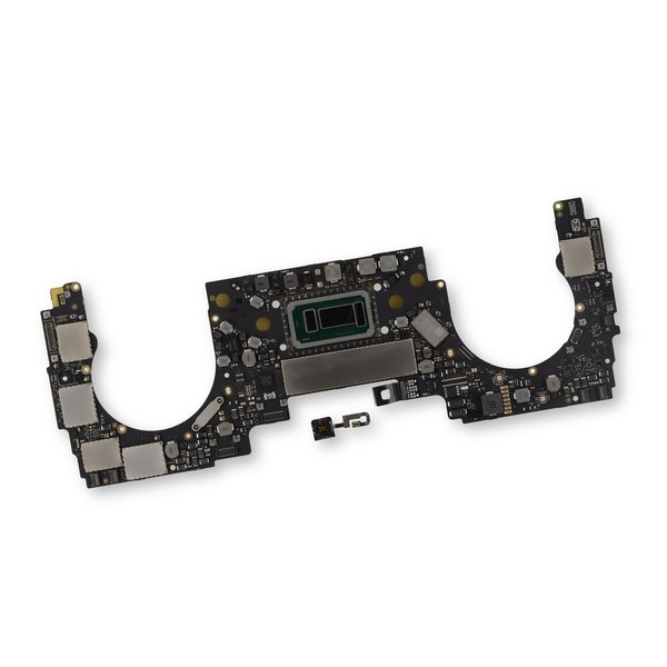 """MacBook Pro 13"""" Retina (Touch Bar, 2017) 3.1 GHz Logic Board with Paired Touch ID Sensor"""