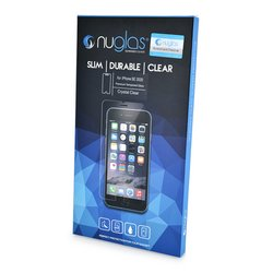 NuGlas Tempered Glass Screen Protector for iPhone SE 2020