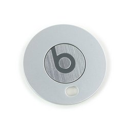 Beats by Dre. Studio Right Headphone Cover / Silver