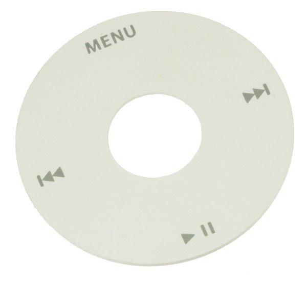 iPod Classic Click Wheel Plastics (Silver)