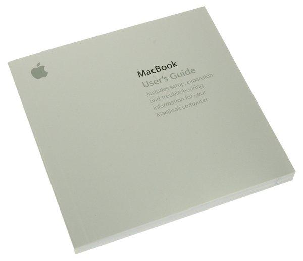 MacBook User's Manual