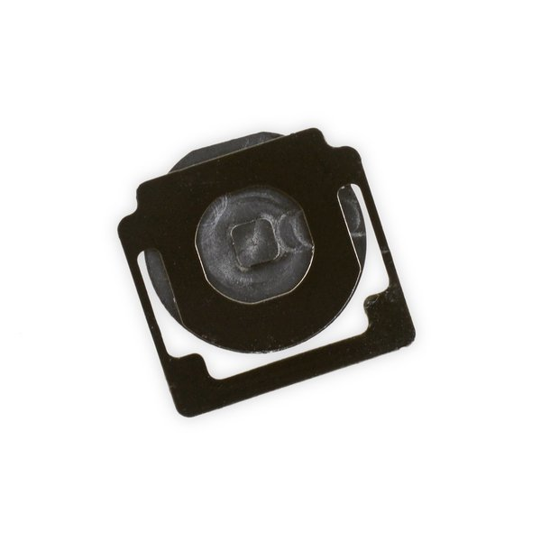 iPad 2/3/4 Home Button with Spring / Black