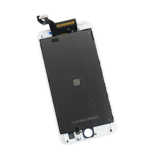iPhone 6s Plus LCD and Digitizer - Original LCD / New / Part Only / White