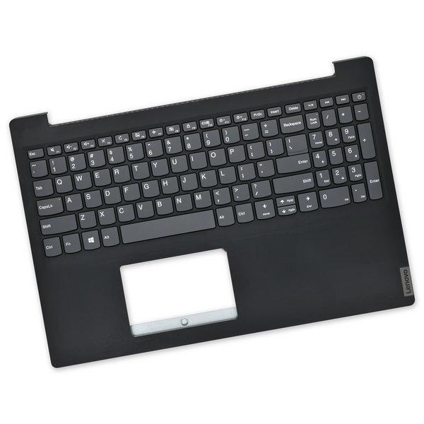 Lenovo IdeaPad S145 and ThinkPad S145 Upper Case / A-Stock / Matte Black