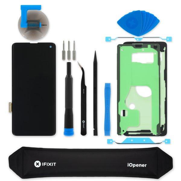 Galaxy S10 Screen / Fix Kit v2 / driver + SIM Tool