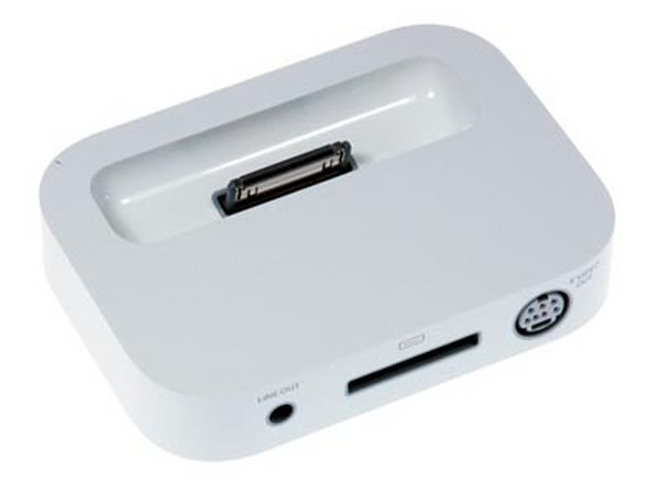 iPod Photo Dock