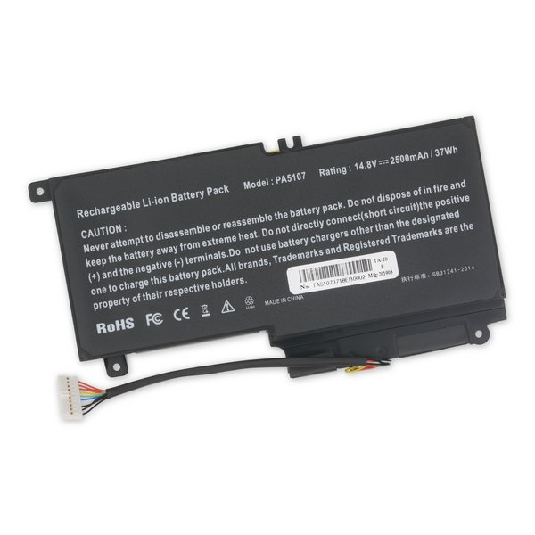 Toshiba PA5107U-1BRS Laptop Battery / Part Only