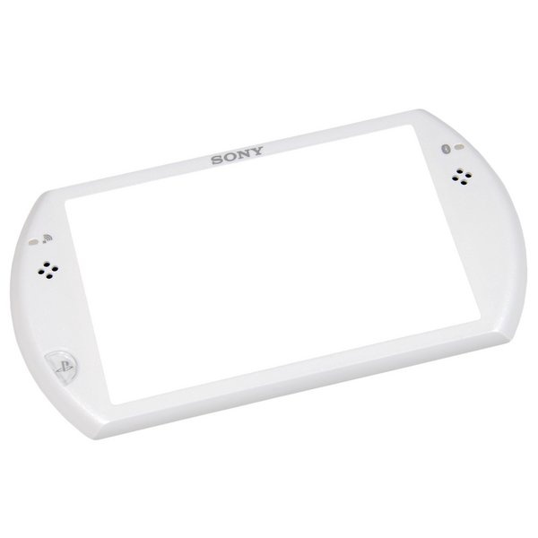Sony PSP Go Front Panel / White