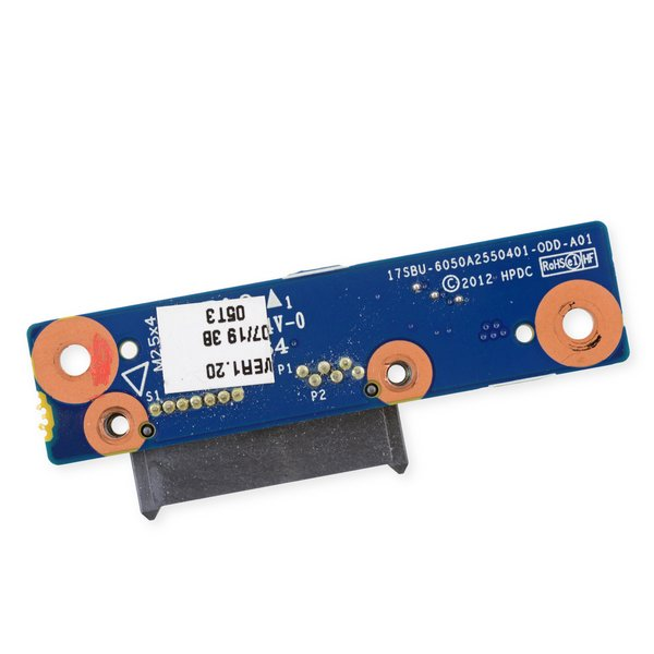 HP ENVY TouchSmart M7-J020DX Optical Drive Connector Board