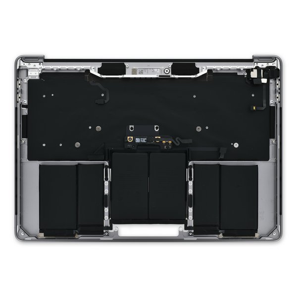 "MacBook Pro 13"" (A2251, 2020) Upper Case Assembly / A-Stock / Dark Gray"