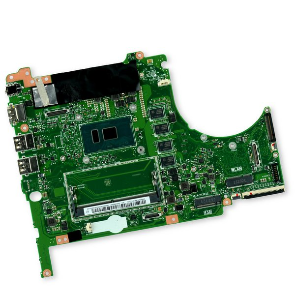 ASUS Q304UA 2-in-1 Motherboard