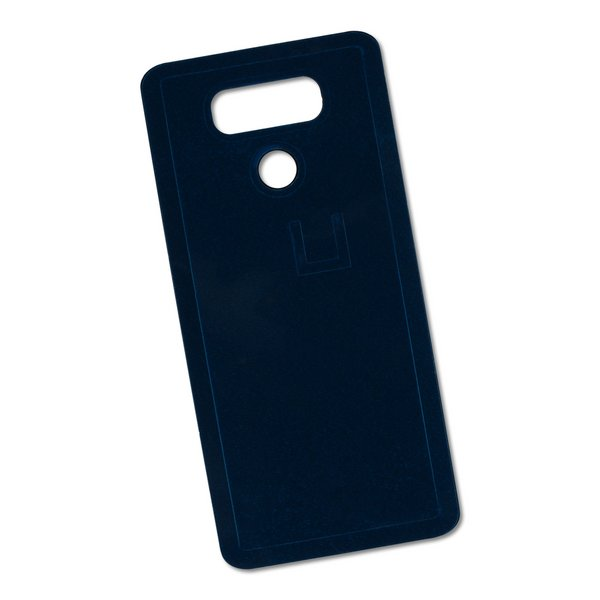 LG G6 Rear Glass Panel / Blue