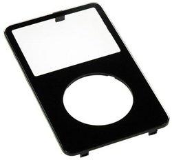 iPod Video Front Panel (Black)