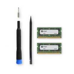 "MacBook Pro 15"" Unibody (2.53 GHz Mid 2009) Memory Maxxer RAM Upgrade Kit"